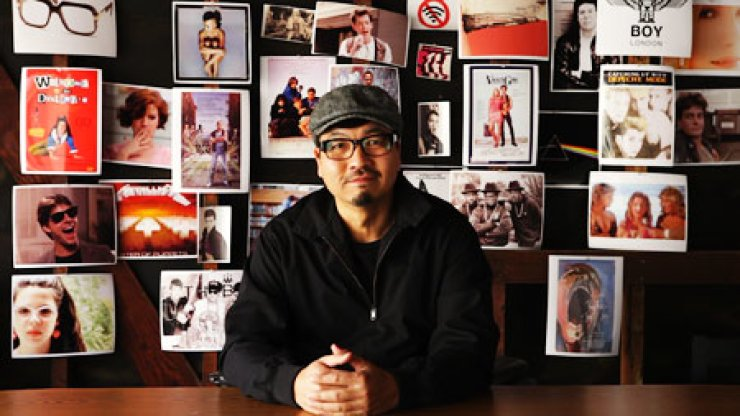 Korean-American director Benson Lee calls 'Seoul Searching' his 'passion project.'                                                                                / Courtesy of Benson Lee
