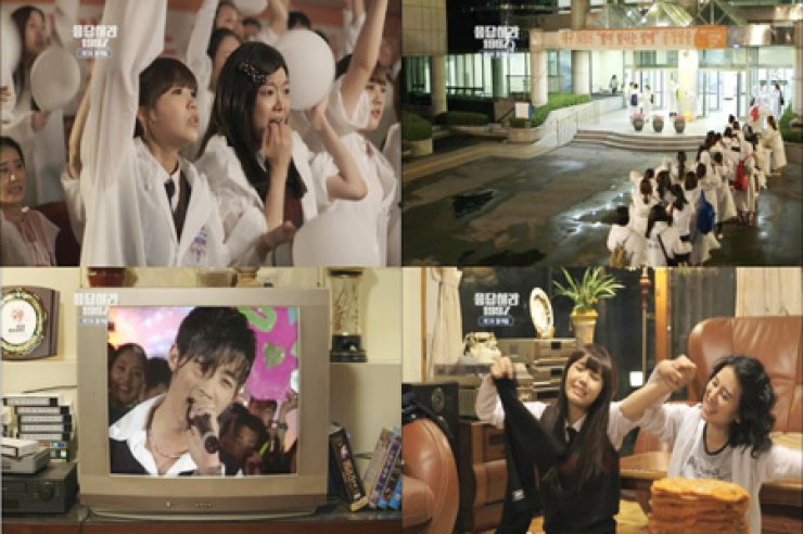 The cable TV drama 'Reply 1997' was a sleeper hit last year. / Korea Times file