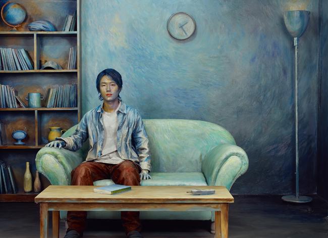Yoo Hyun-mi's 'Cosmos in Studio' (2013) /  Courtesy of the artist