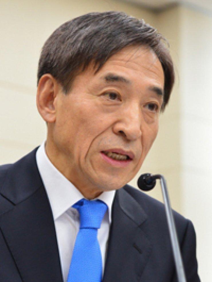 BOK Governor Lee Ju-yeo
