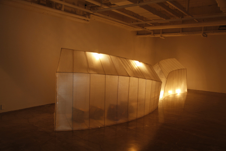 Whang In-kie's 'Pla Mountain 09-188' (2009) / Courtesy of the artist