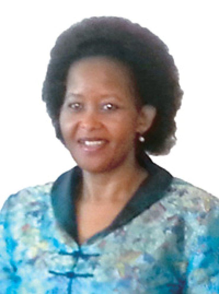 Tokozile XasaDeputy Minister of Tourism