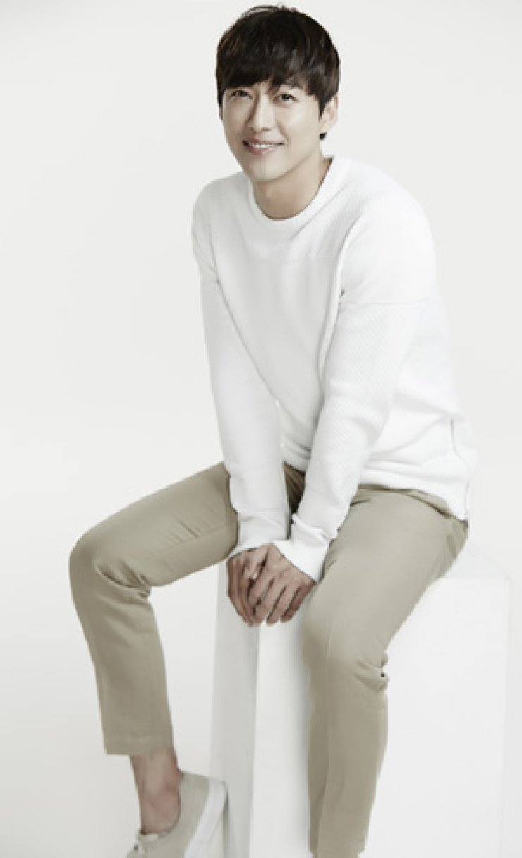 Actor Namkoong Min   /   Courtesy of 935 Entertainment