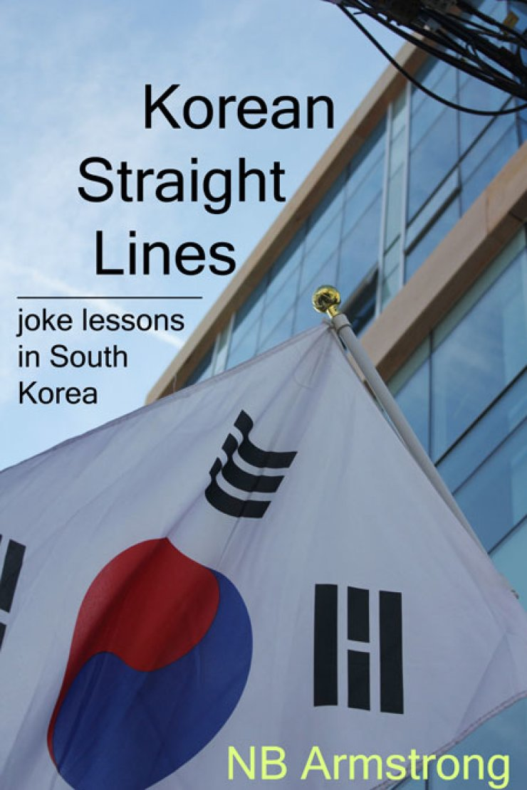 'Korea Straight Lines' written by N.B. Armstrong; PreLime House: 144 pp., $6.85 (for Kindle Price)