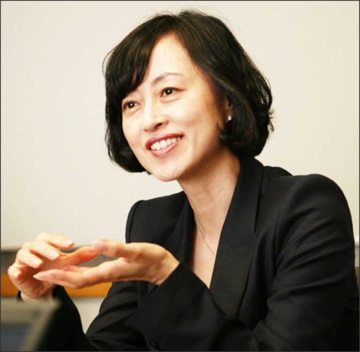 Sue ShimSamsung Electronics Chief Marketing Officer