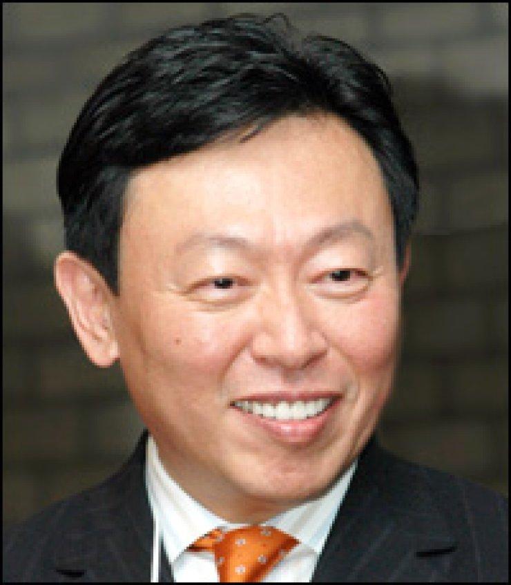 Shin Dong-binLotte chairman