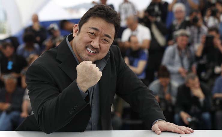 South Korean actor Don Lee poses during the photocall for 'The Gangster, The Cop, The Devil' at the 72nd annual Cannes Film Festival, in Cannes, France, 23 May 2019. The movie is presented in the section Special by Midnight of the festival which runs from 14 to 25 May. EPA