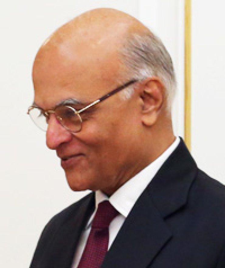 Shivshankar MenonIndian National Security advisor