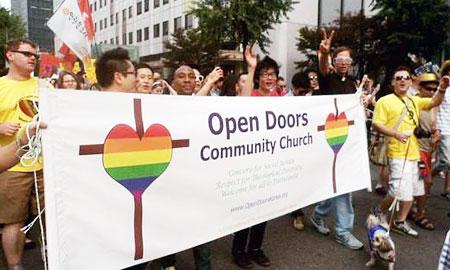 Rev. Daniel Payne/ Courtesy of Open Doors Community Church
