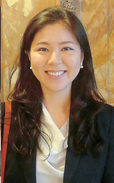 Yoon Chae● Baker & McKenzie's Dallas office● J.D. from University of Michigan Law School● B.S. in Electrical Engineering from University of Texas at Austin● Born in Korea, brought up in India and SingaporeVivian Choi● Shearman & Sterling LLP's New York office● J.D. from Harvard Law School● B.A. from Ewha Womans University and M.A. in International Relations from Yale University● Born in Korea, brought up in Korea and the U.S. Sam Kwon● Kirkland & Ellis LLP's New York office● J.D. from Duke University Law School● B.S. in Chemical Engineering from Brigham Young University● Born in Korea. Moved to the U.S. in middle schoolYu Jeong-seok● Simpson Thacher & Bartlett LLP's New York office● J.D. from Harvard Law School● B.A. in Psychology and Economics from Yale University. Served as the president of the Korean International Student Organization