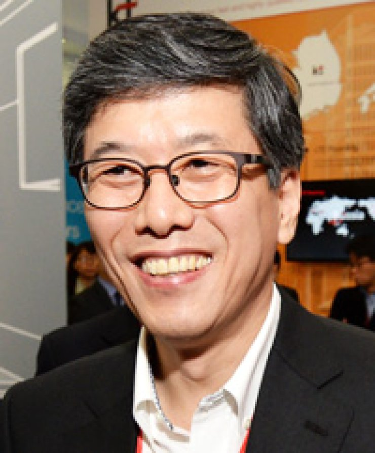 Ha Sung-minSK Telecom CEO