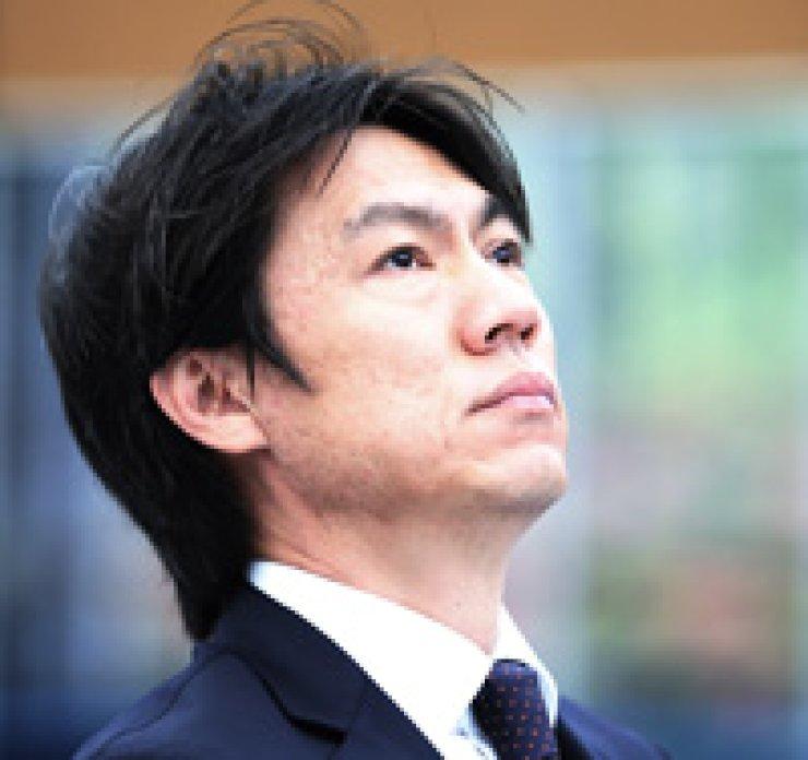 Hong Myung-boKorea World Cup team manager