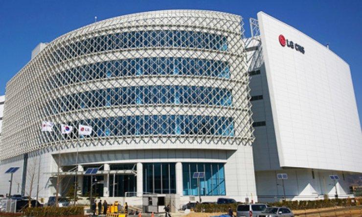 LG CNS Busan Global Data Center