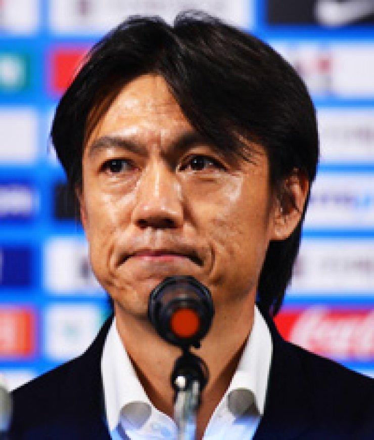 Hong Myung-bo, former national football team coach