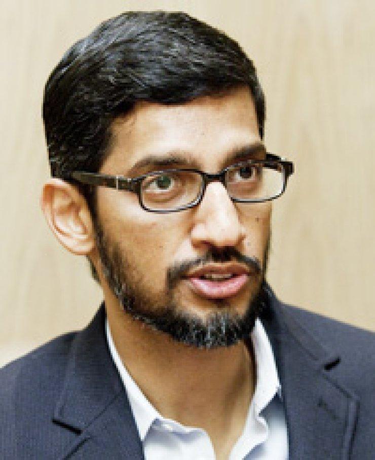 Sundar Pichai, Google senior vice president and Android chief