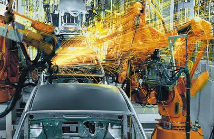 Daewoo automobile plant is located in Asaka. / Courtesy of Uzbek Embassy