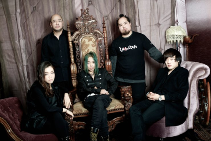 Smacksoft is recognized as one of the top rock bands in Korea.