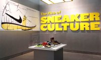 Brooklyn Museum exhibits 'Rise of Sneaker Culture'