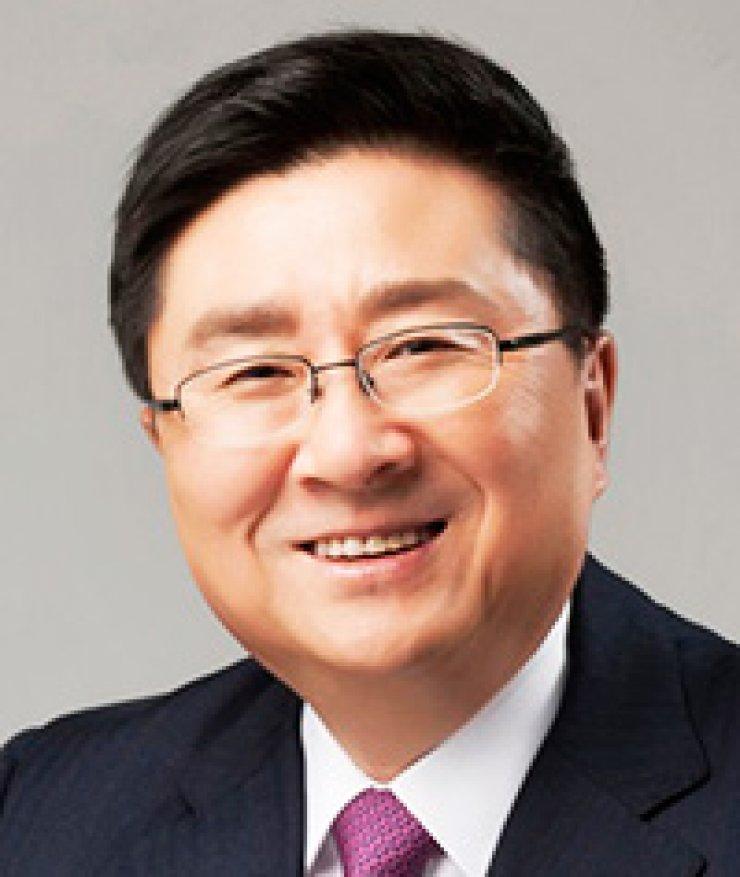 Han Sang-beomLG Display CEOPark Dong-gunSamsung Display CEO