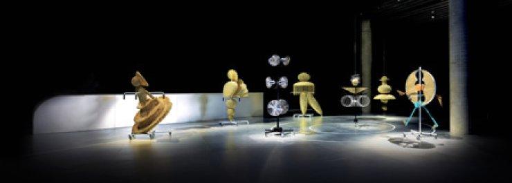Yang Hae-gue's sculpture series