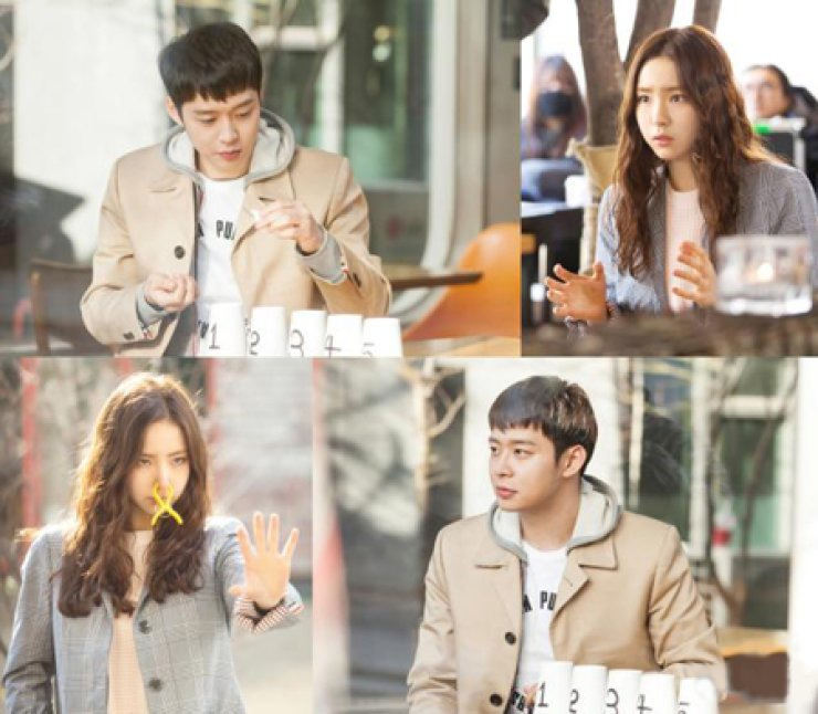 Scenes from 'The Girl Who Sees Smells' / Courtesy of SBS