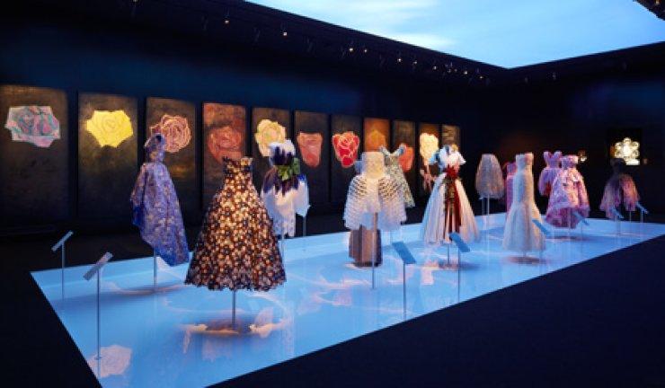 'The Dior Garden' / Courtesy of Bakas Algirdas