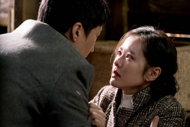 A scene from the film 'The Last Princess' / Courtesy of Lotte Entertainment