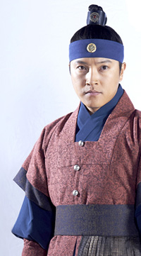 KBS' new period piece 'Jeong Do-jeon' will fill the 9:40 p.m. weekend dramaslot starting today. / Courtesy of KBS