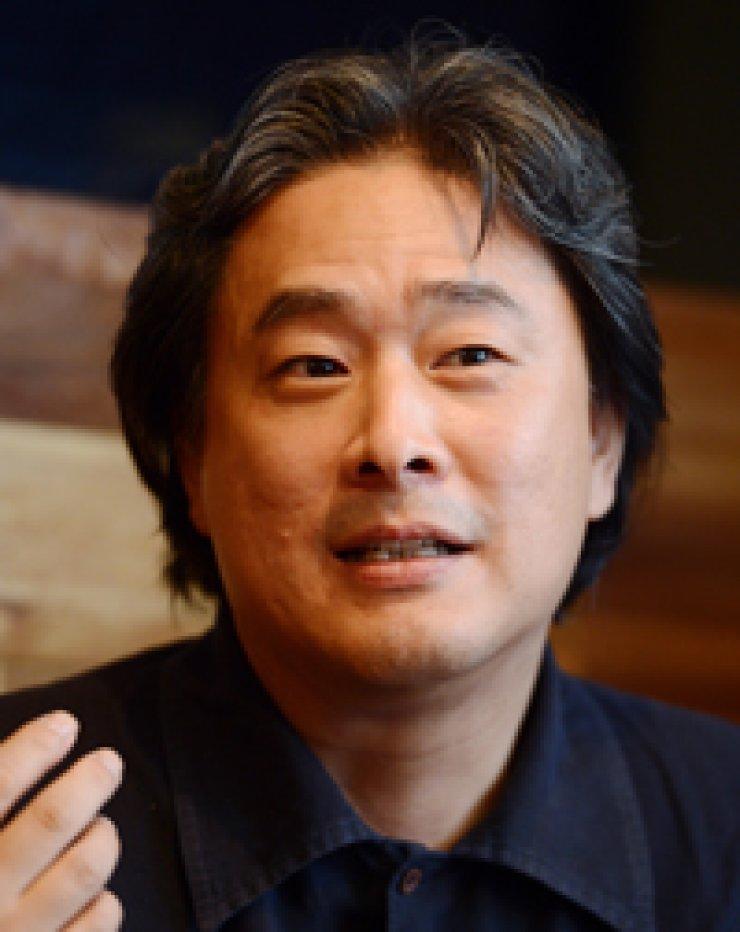 Director Park Chan-wook