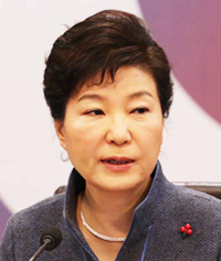 Park Geun-hyeXi Jinping