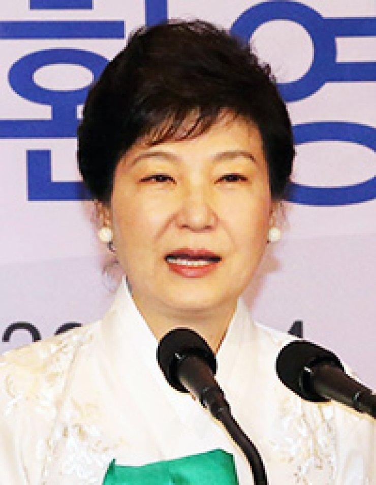 President Park Geun-hye