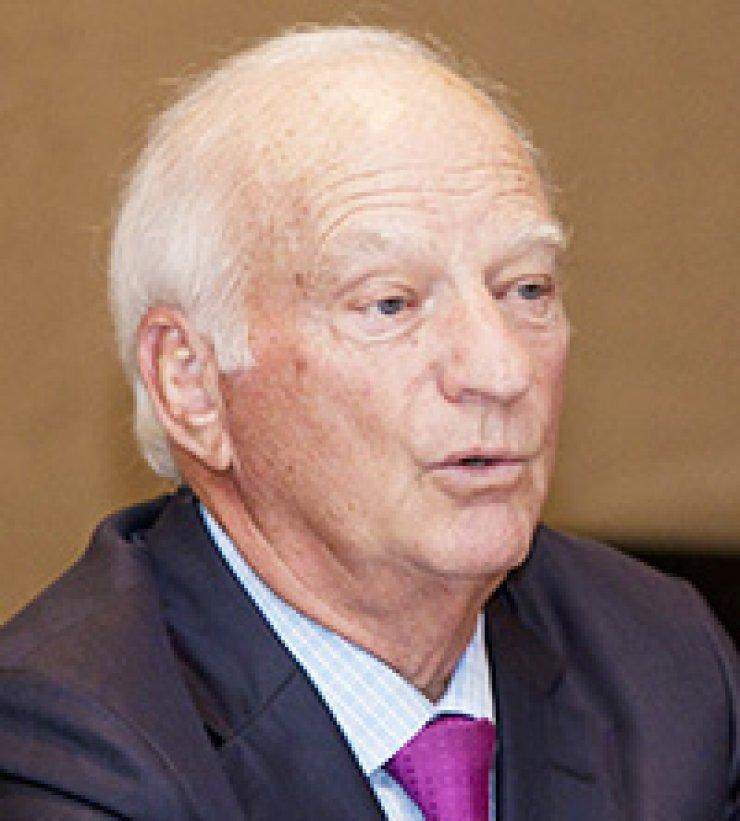 George Roberts, KKR CEO
