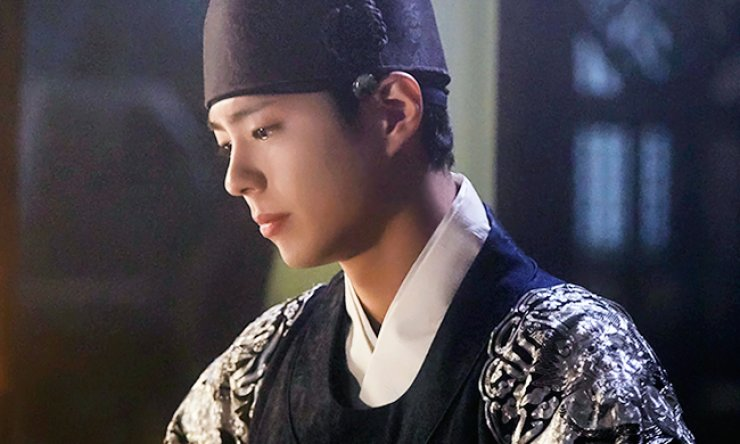 Park Bo-gum in 'Moonlight Drawn by Clouds' / Courtesy of KBS