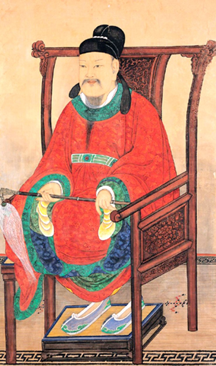 Portrait of Korean philosopher and poet Choe Chi-won (857-unknown) / Korea Times file