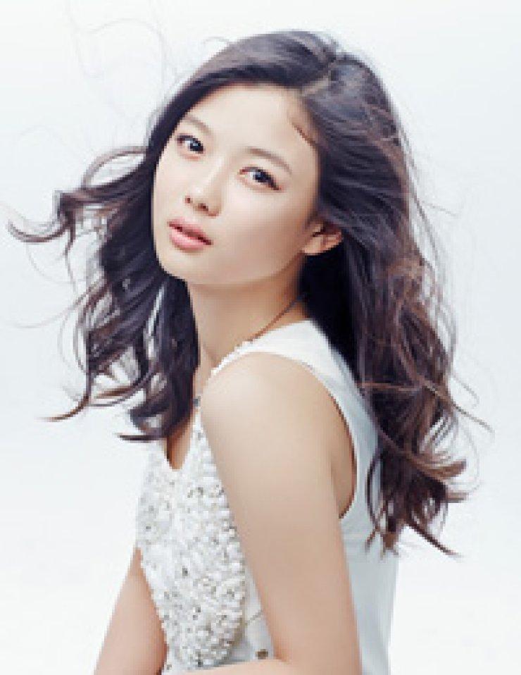 Actress Kim You-jung