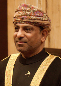 His Majesty Sultan Qaboos bin Said, Sultan of Oman