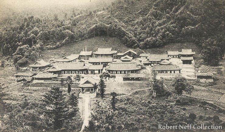 Yujeomsa Temple, circa 1920s-1940s