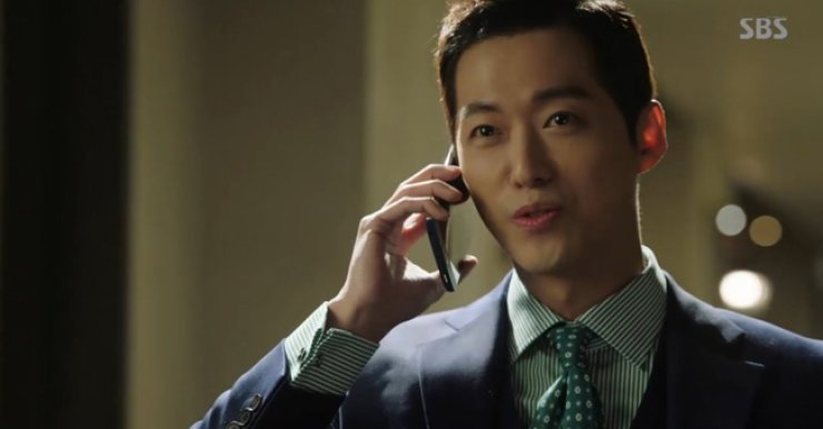 Namgung Min from 'Remember ― War of the Son' on SBS