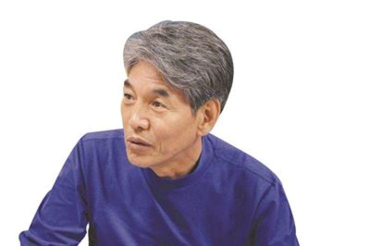 Novelist Park Bum-shin / Korea Times file