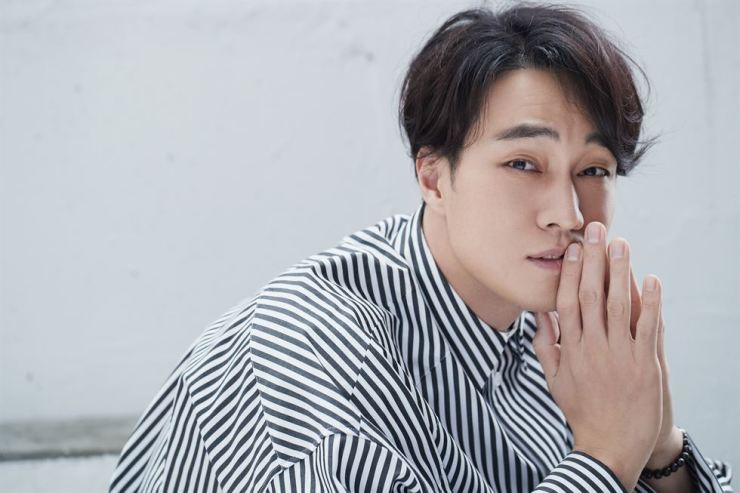 Top actor So Ji-sub stars in the new movie 'To Be With You.' He will also return to the small screen with a drama. / Courtesy of FiftyOne.K