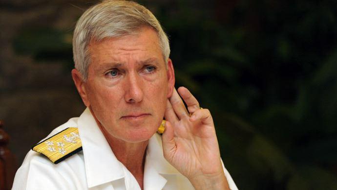 Admiral Harry Harris / AP