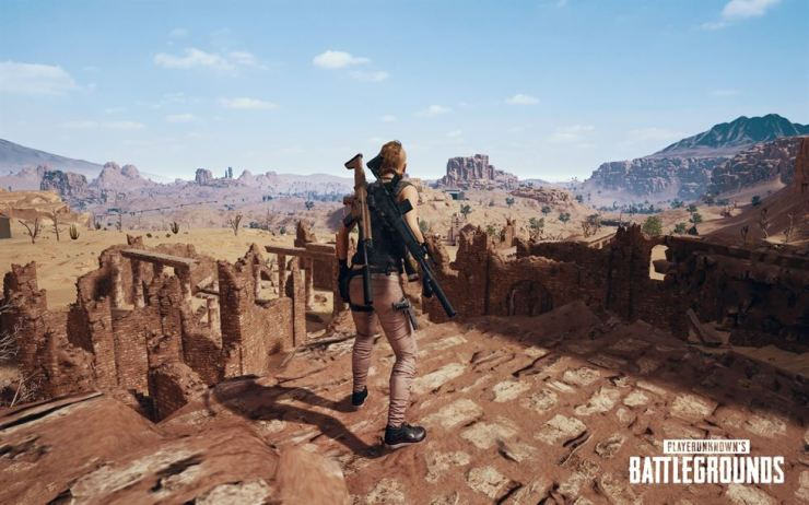 PlayerUnknown's Battlegrounds developed by PUBG / Courtesy of PUBG