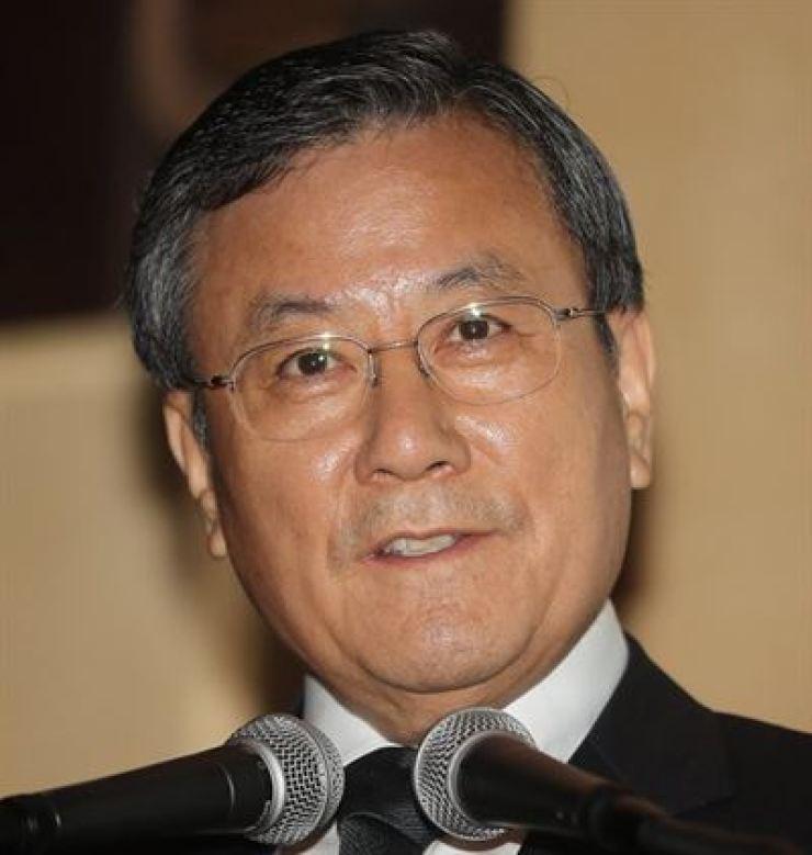 KAIST President Shin Sung-chul