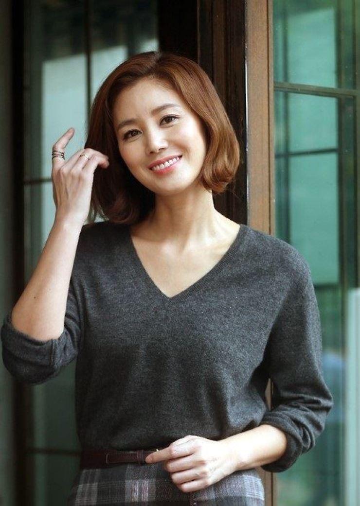 Actress Kim Sung-ryung. Yonhap