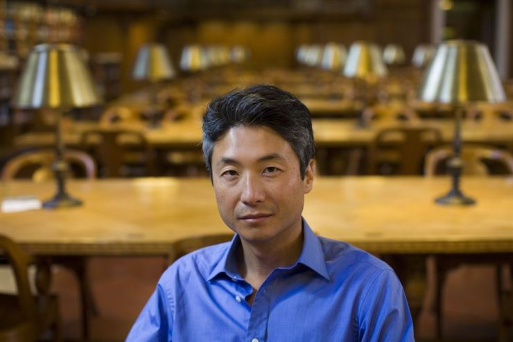 Chang-rae Lee, author of 'Native Speaker' / Courtesy of Chang-rae Lee