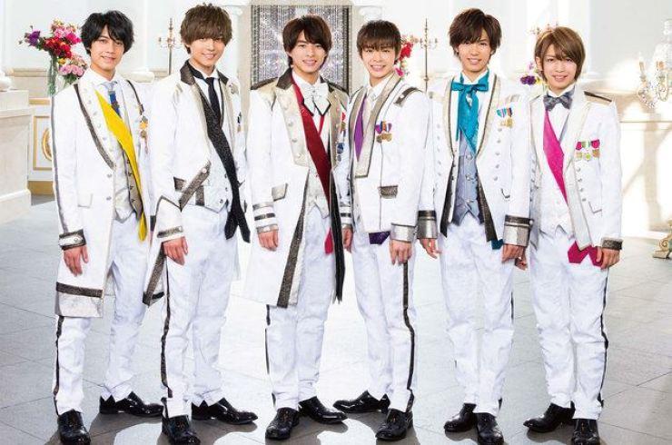 The 'Japanese version' of global K-pop act BTS, King & Prince. Courtesy of Billboard Japan