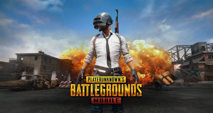 The mobile version of PUBG's mega-hit computer game 'Playerunknown's Battlegrounds' / Courtesy of PUBG