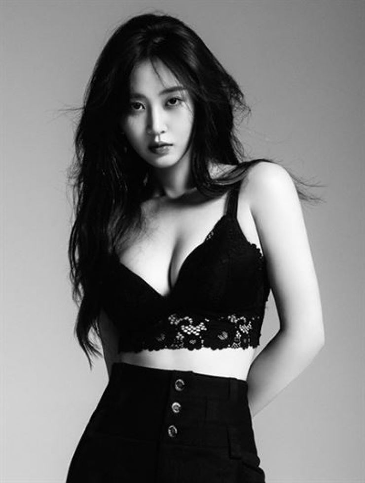 Yuri from Girls' Generation will go solo with her new album. From Yuri's Instagram