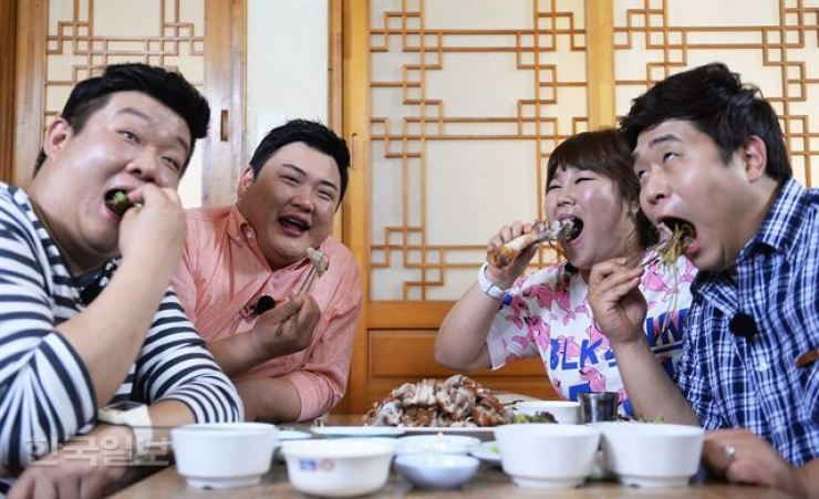 Food in traditional Korea was hard to come by and never frivolous. Korea Times file