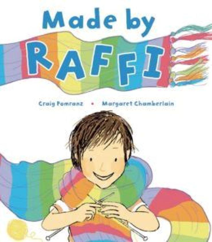 'Made by Raffi,' Craig Pomranz / Korea Times